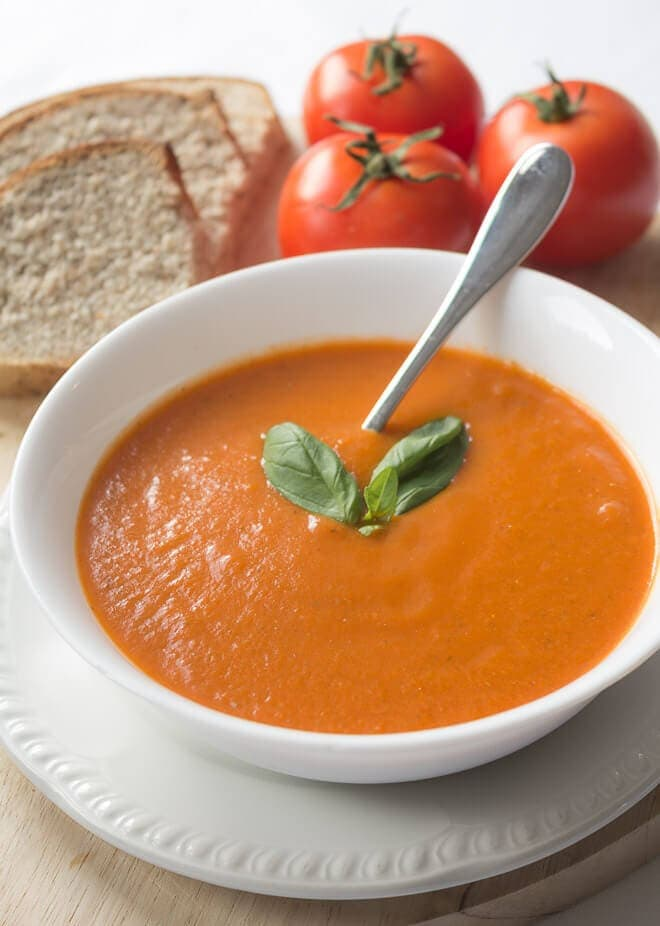 low carb tomato juice nutrition