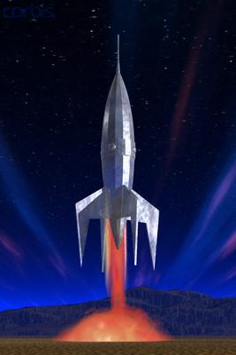 Virtual Hd Wallpapers Melon Sky Corporation Virtual Recruiting Blog Rocket Ship