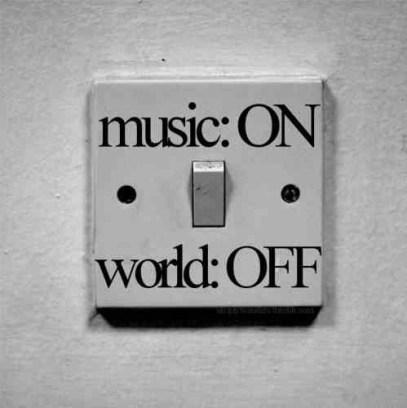 Musique : on ou off ?