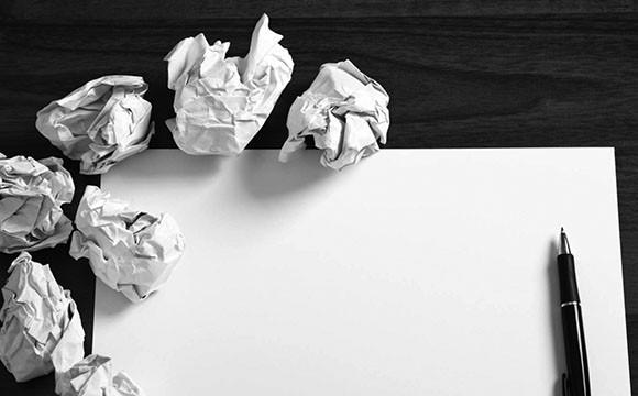 Ecrire : une bonne rampe pour s'accrocher
