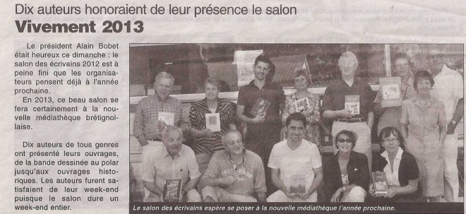 photo ouest france 2013