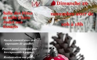 Marché de Noël des Essarts