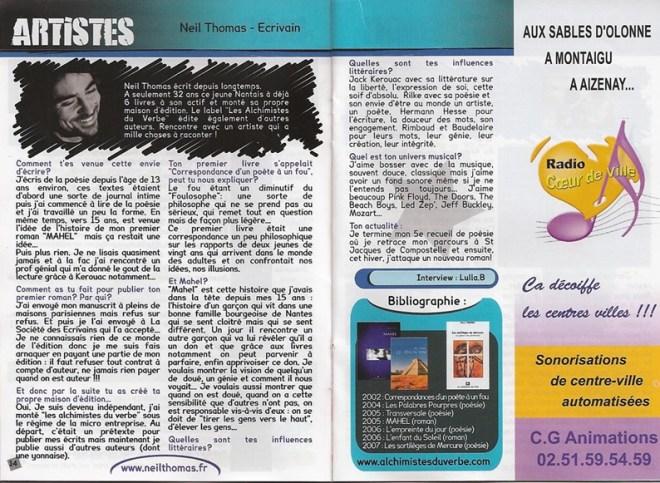 article sonar 2008