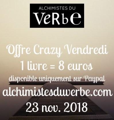 Black Friday ou Crazy Vendredi 2018