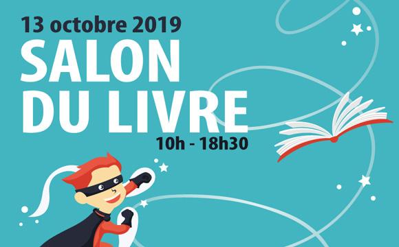salon du livre Corsept 2019
