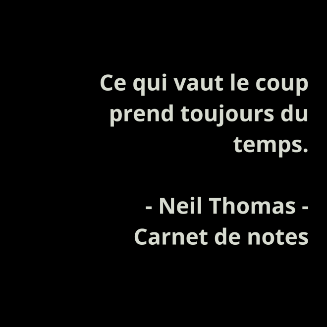 citation Neil Thomas