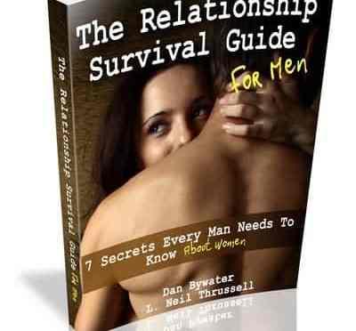 Relationship Survival Guide for Men