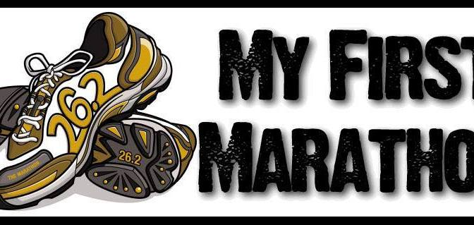My First. . .  Possibly My Last Marathon