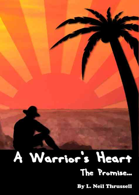 Draft Book Cover - A Warrior's Heart: the Promise
