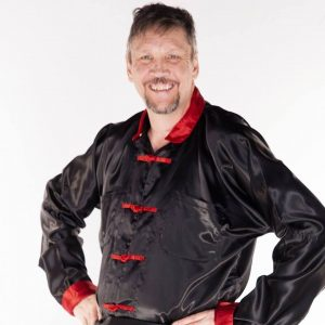 Neil In Uniform