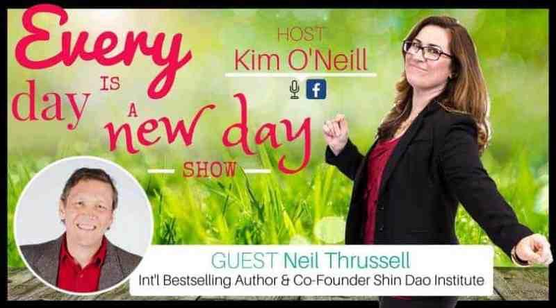 """Kim O""""Neill Show Logo"""