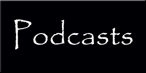 Podcast wording graphic
