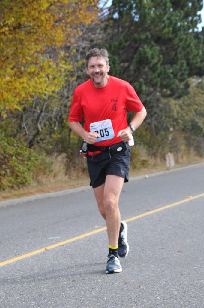 Neil Training Running