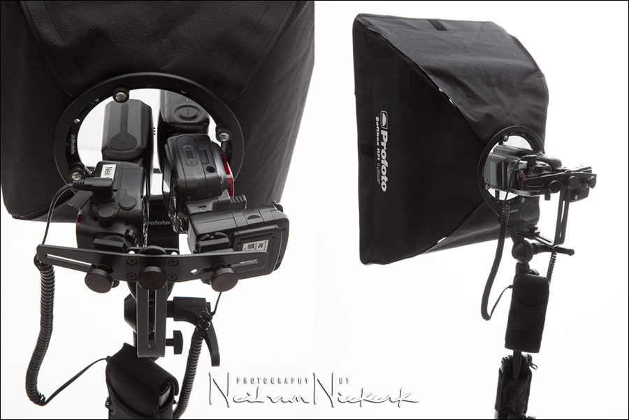 Camera Lighting Setup