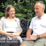 quantum crystal healing