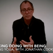 being and doing yoga