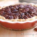 The Best Pecan Pie http://savoringspoon.com