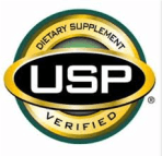 USP logo - dietary supplements