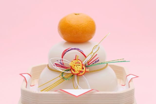 鏡餅の手軽なカビ防止対策4つとレンジで簡単カビの取り方