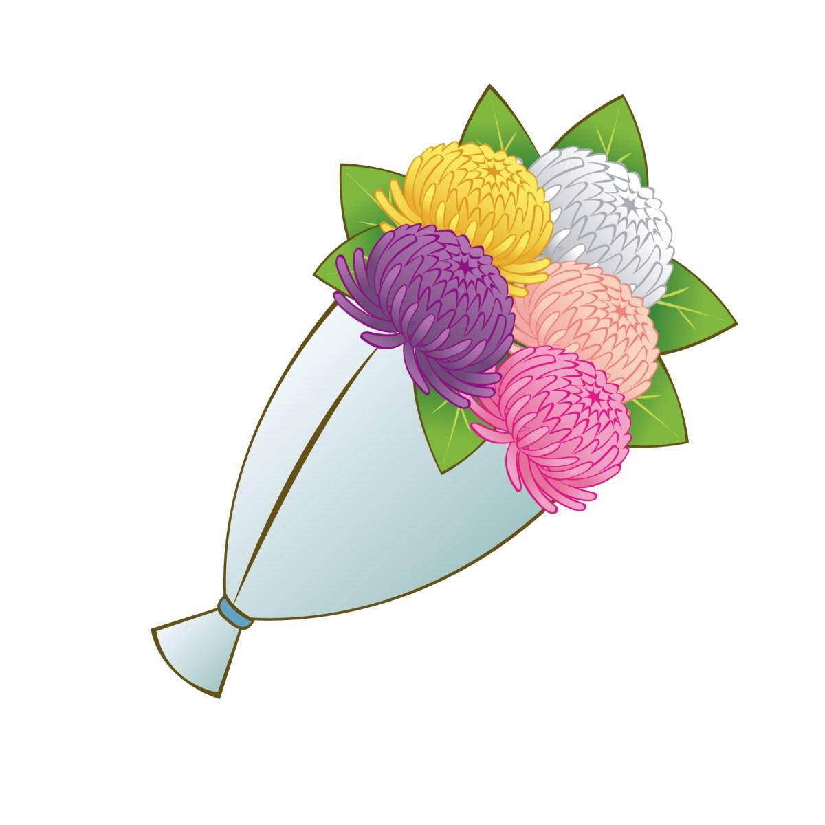 お彼岸の墓参りに花を供える理由と花選びのマナーお供え向きの花とは?