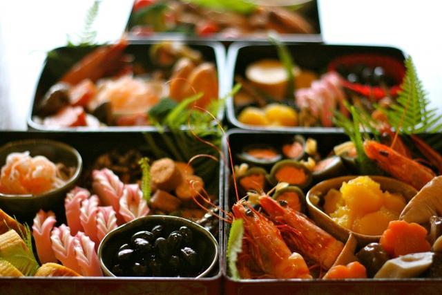 お正月におせちで太る理由カロリーランキングでわかる太らない食べ方