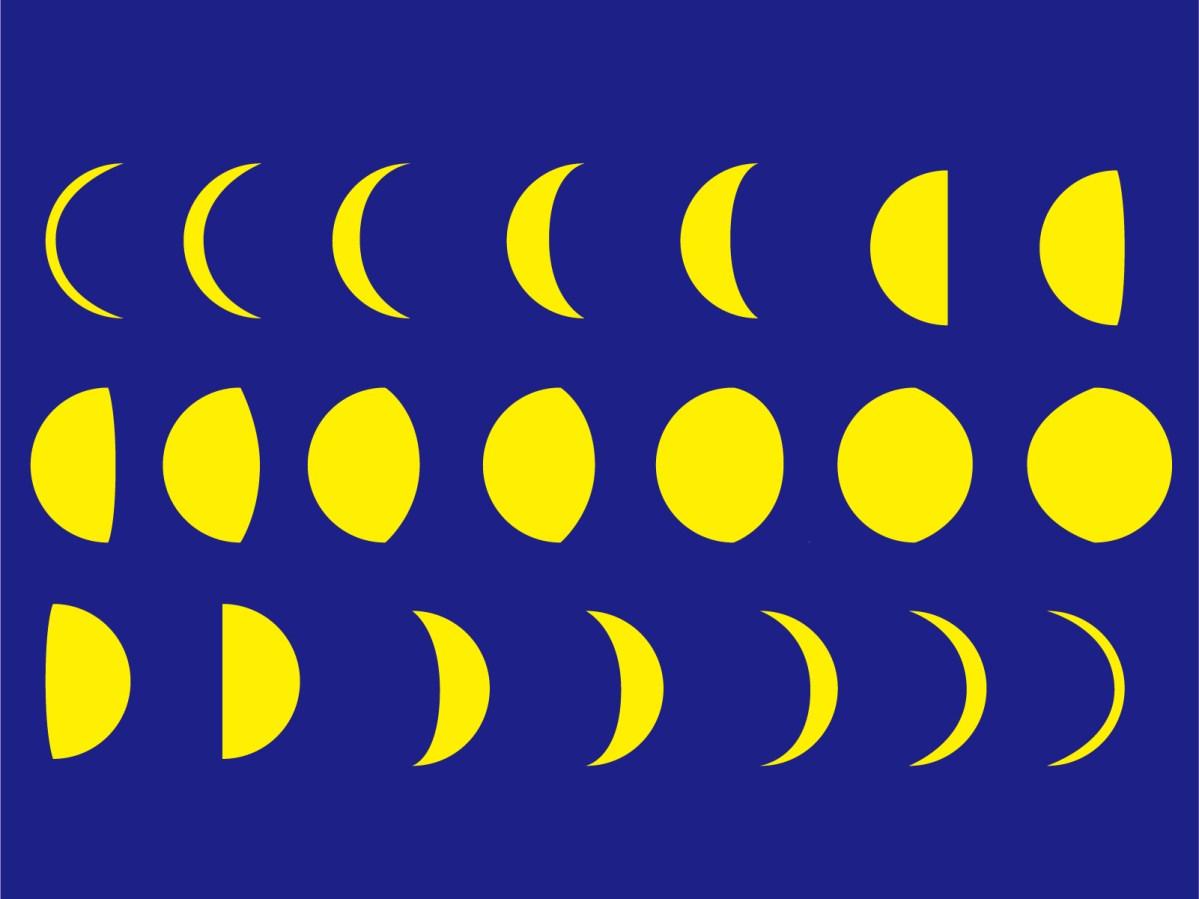 睦月から始まる旧暦の月の名前の由来と意味、別名や異称の読み方は?