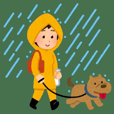 秋雨前線の時期はいつからいつまで?豪雨台風との危険な関係とは?