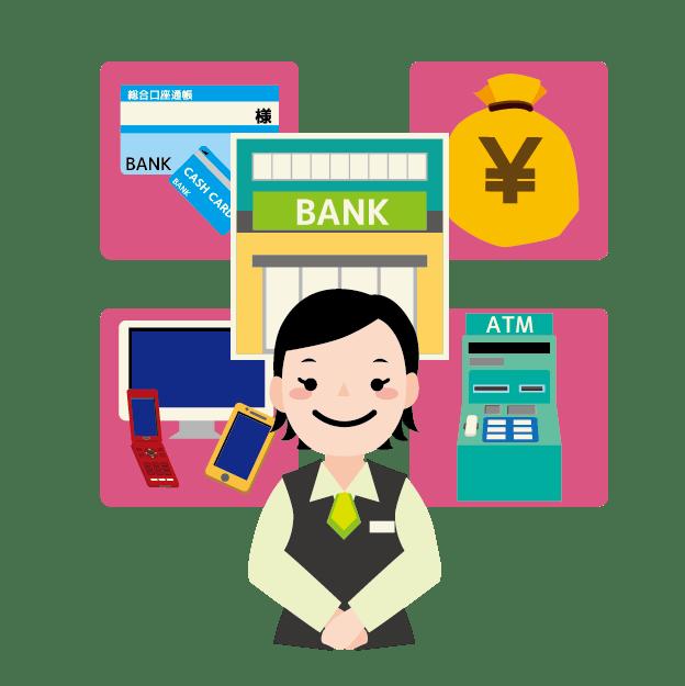 2019ゴールデンウイーク銀行営業日と主要ATM手数料 振込はどうなる?