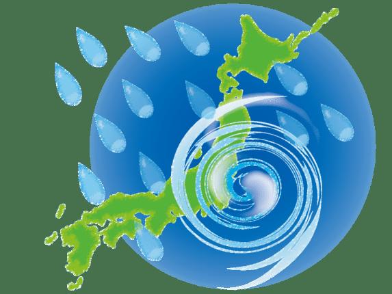 日本に台風が多いのはなぜ?台風が発生 上陸する時期はいつ?