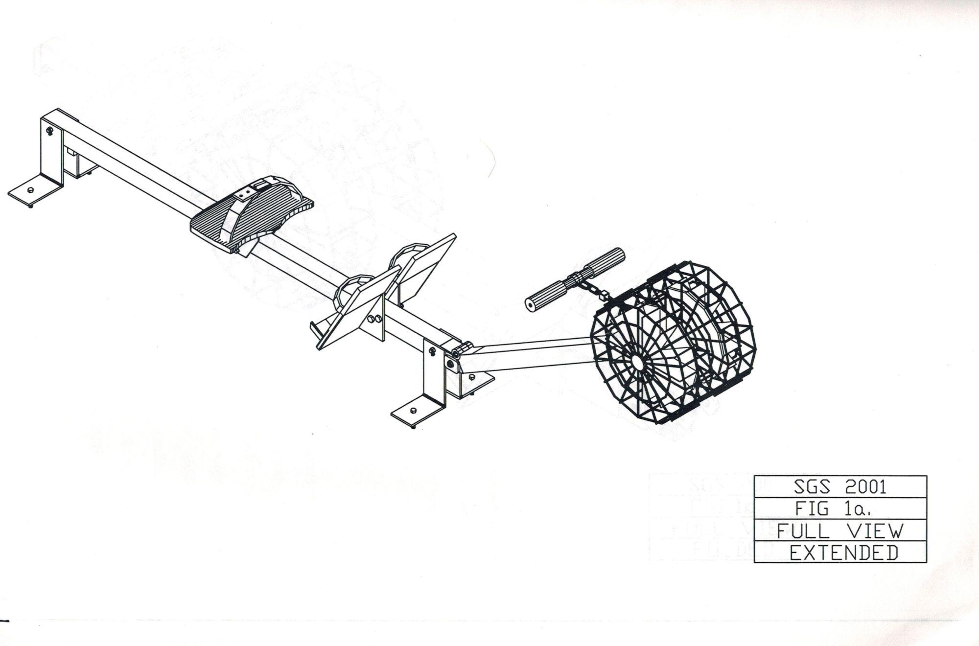 hight resolution of zero gravity rowing machine