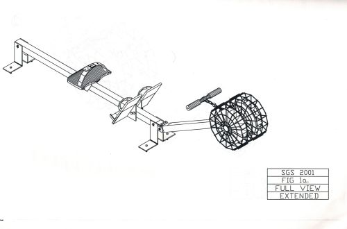 small resolution of zero gravity rowing machine