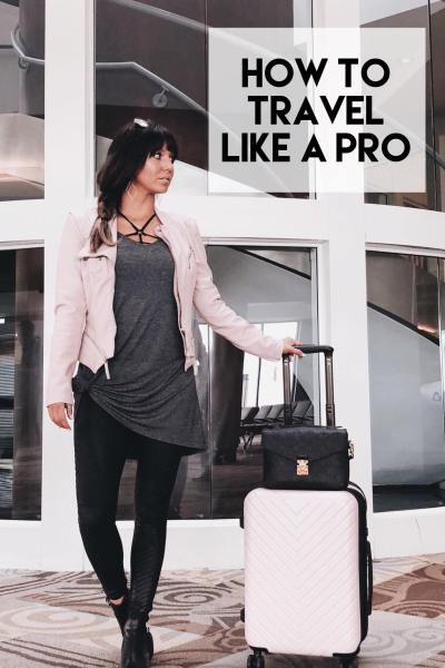 Travel Like a Pro Vol. 1 : Carry On