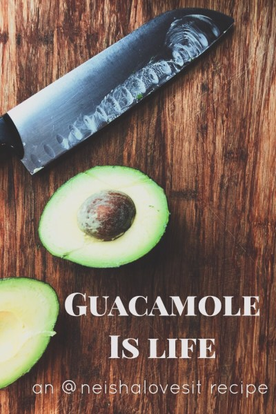 Guac is Life | My go to Keto Snack