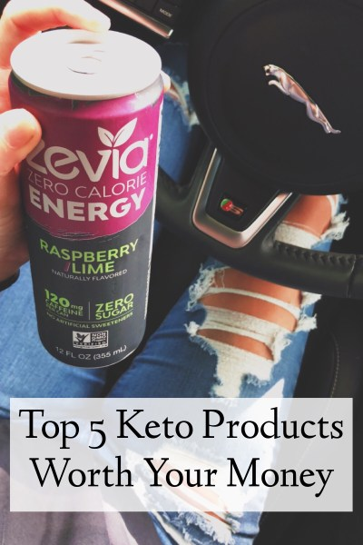 5 Keto Products Worth Your Money |Quality Ingredients
