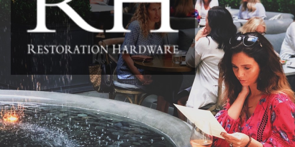 What We Ate at Restoration Hardware Cafe | Keto