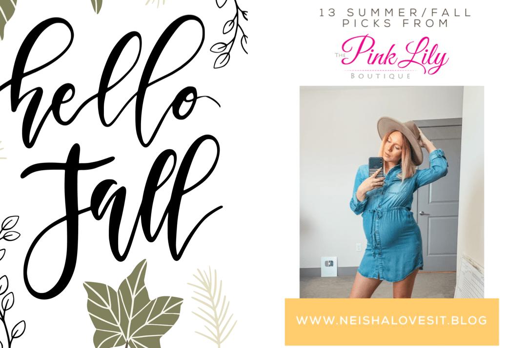 PinkLily · Neisha Loves It
