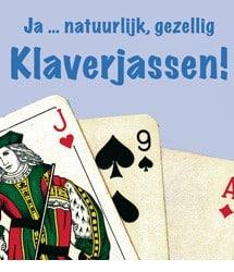 Klaverjassen, einduitslag seizoen 2017 – 2018