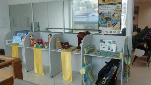 Foto amostra de produtos