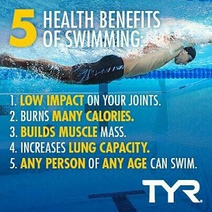 5 Reasons Why Swimming Should Be Part of Your Workout ...