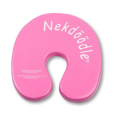 Hot Pink Solid Nekdoodle