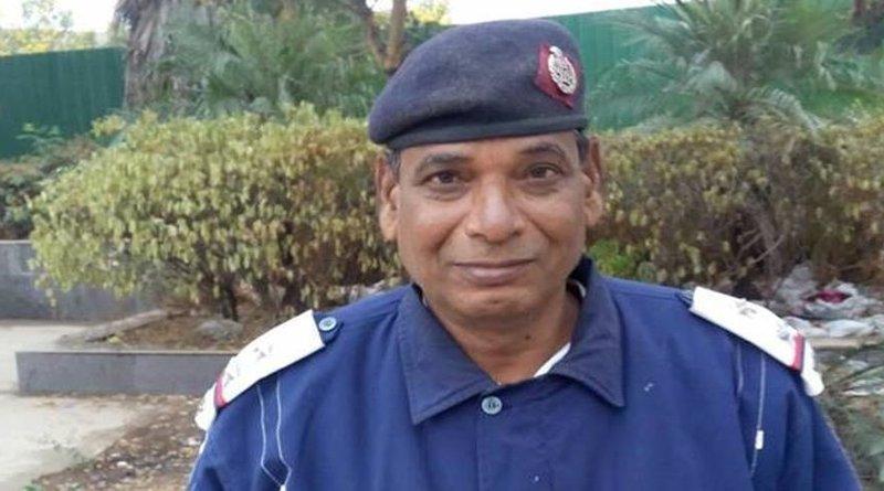 Sub Inspector Madan Singh
