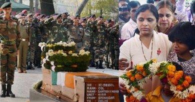 Lieutenant Swati Mahadik