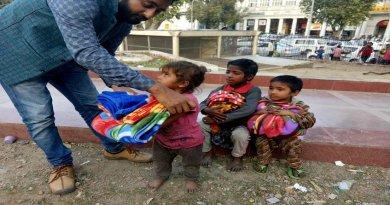 Save Child Beggar