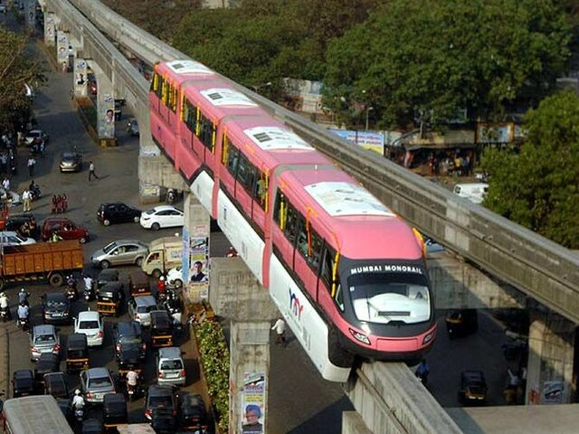 Mumabi Monorail