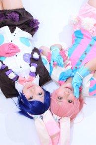 prad3 naru rinne cosplay 2 なる@かこ りんね@りゆこ photo@たーくん