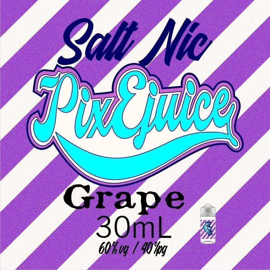 Grape PixEjuice Salt Nic - 30mL