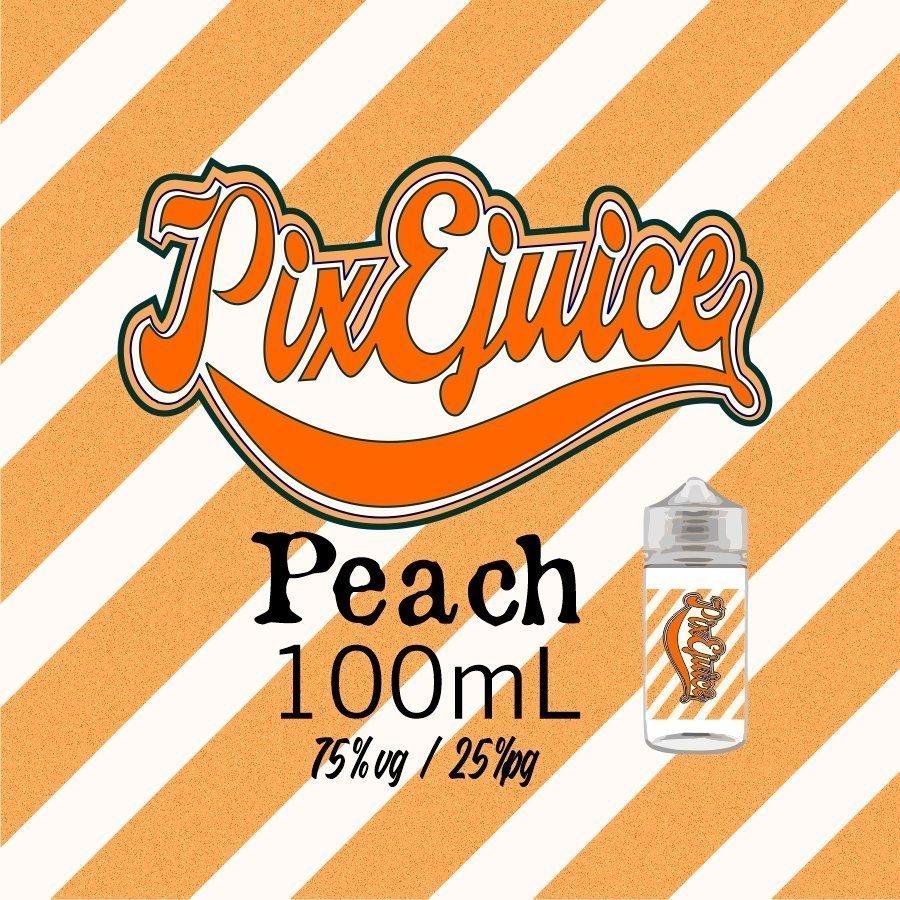 Peach PixEjuice 100mL