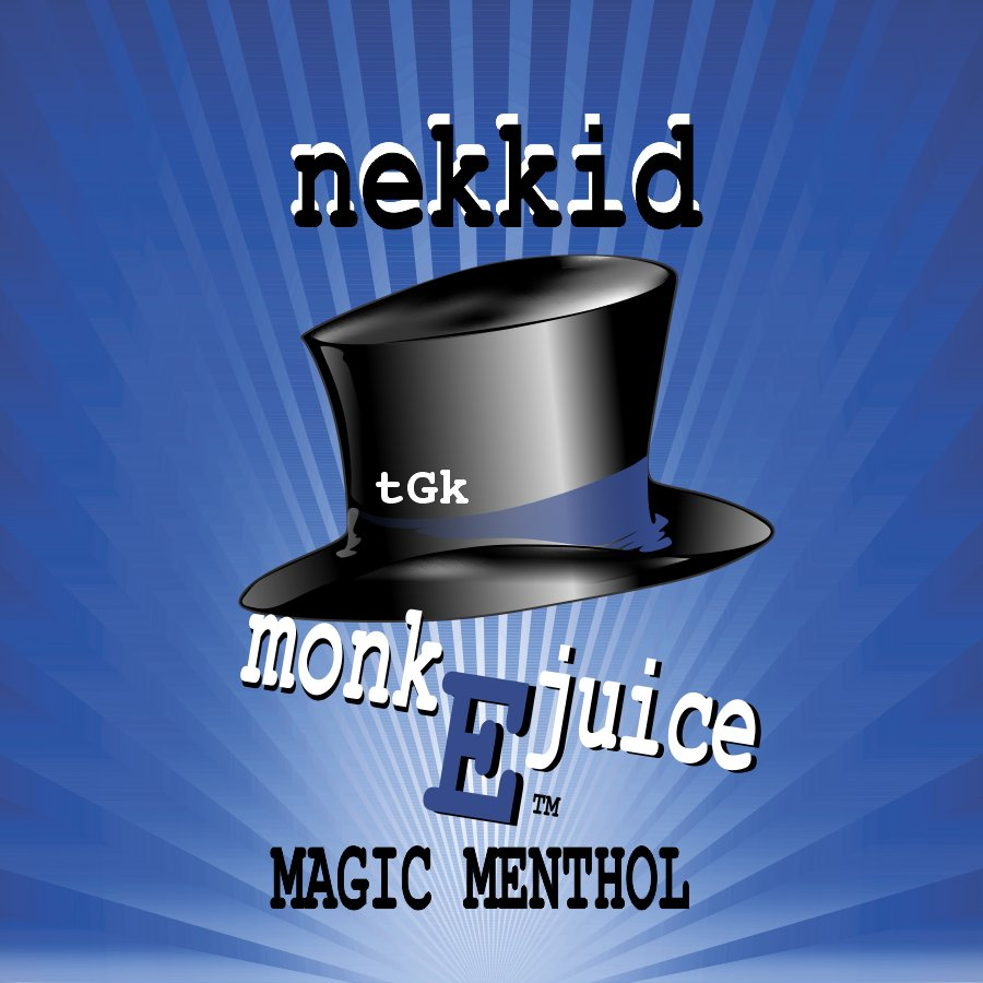 Magic Menthol - MonkEjuice 100mL