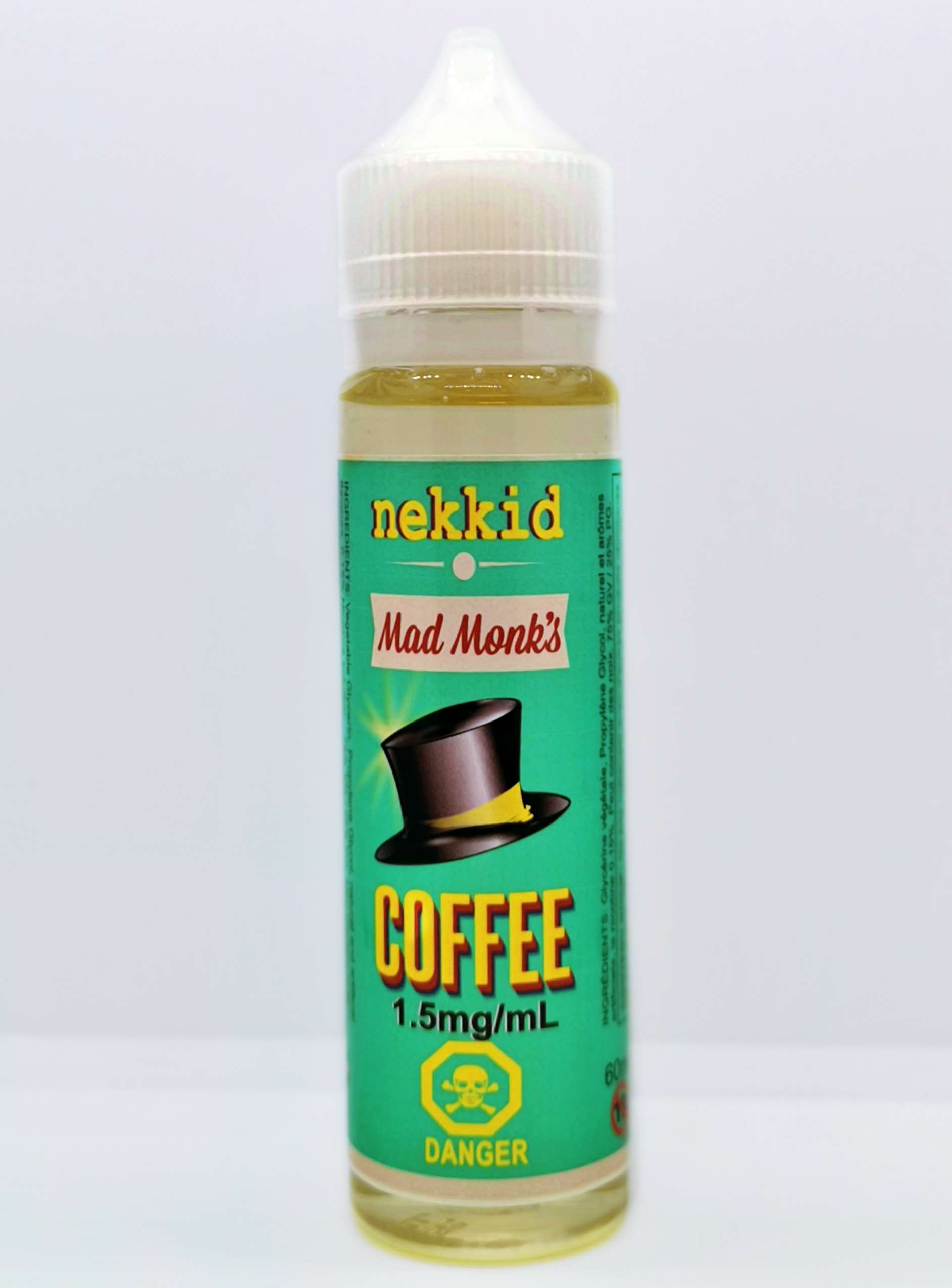 Mad Monk's Coffee Flavoured Ejuice