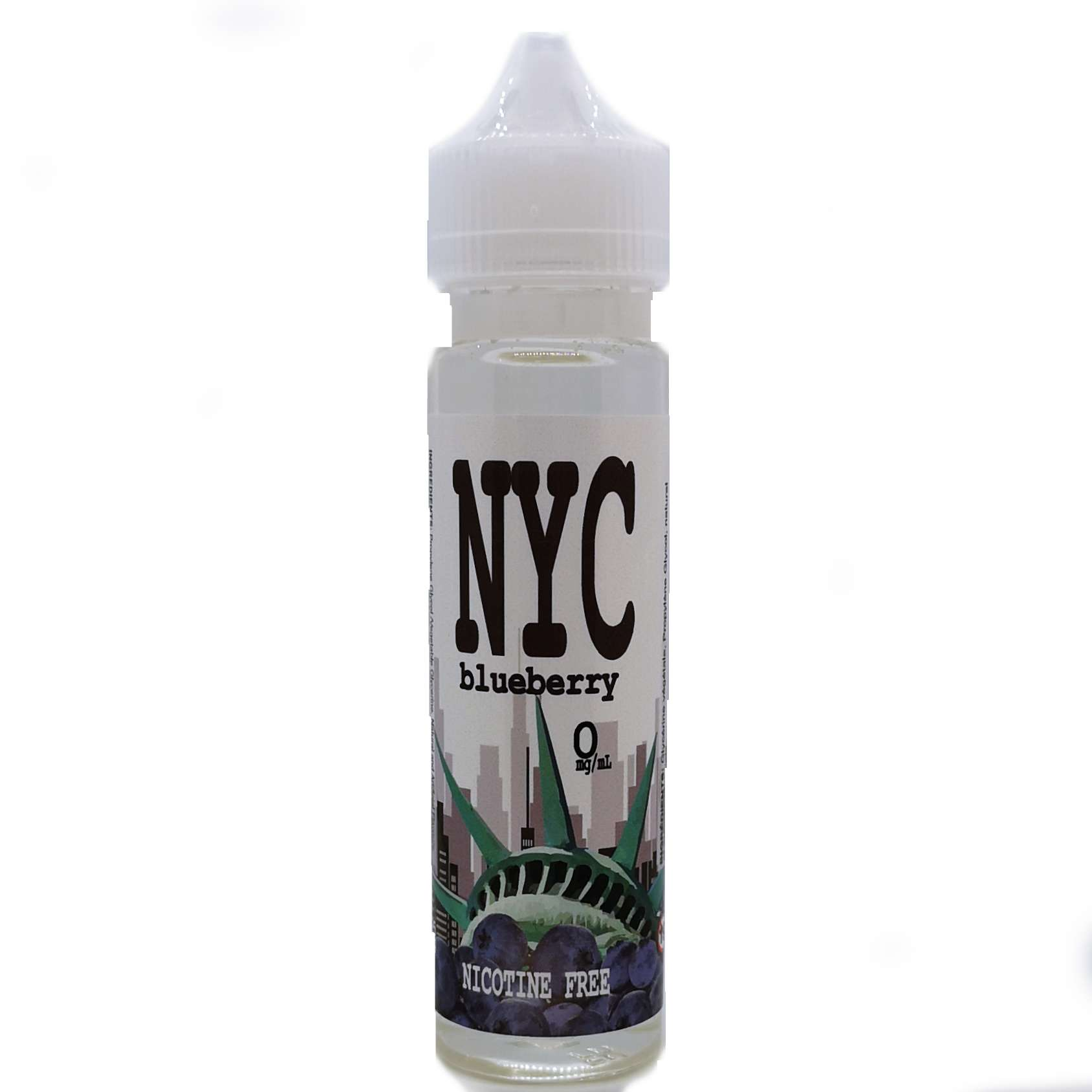 NYC-BLUEBERRY-CHEESECAKE 30mL Creamy Custard MonkEjuice Salt Nic